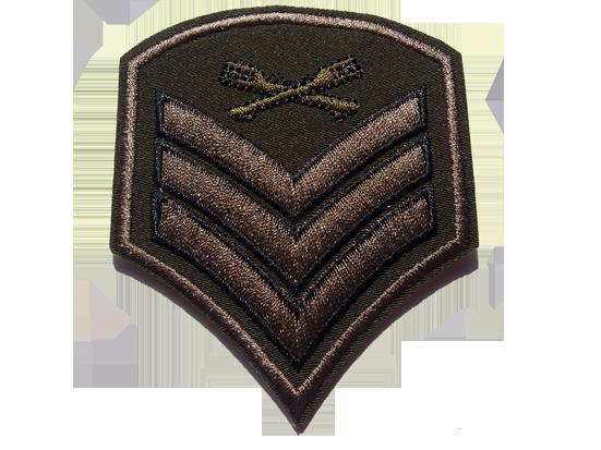 naszywki wojskowe